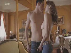 Déborah Révy topless