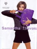 Victoria Beckham - Samantha Thavasa Ad Scan
