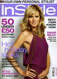 InStyle - August 2008 (8-2008) United Kingdom - Heidi Klum Topless out on a Boat Foto 942 (InStyle - август 2008 (8-2008) Соединенное Королевство - Хайди Клум из Топлесс на лодке Фото 942)