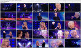 Katherine Jenkins &amp;amp; Rhydian Roberts - 'You Raise Me Up' - X Factor - 15th December 07 (caps+video)