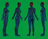 Rebecca Romijn damn i wish id painted her!!!! Foto 198 (Ребэкка Ромин Damn I пожелать ID Окрашенный ей!! Фото 198)