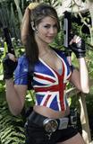 Karima Adebibe Full Union Jack Shoot: Foto 85 (Карима Адебайб Полное Юнион Джек Shoot: Фото 85)