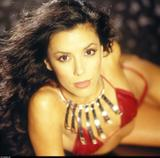 Eva Longoria - Red bikini