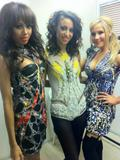 Sugababes-performance outfits for Manchester Pride