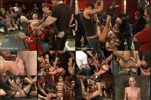 Jun 6, 2014 – Ariel X  , John Strong  , and Roxy Rox