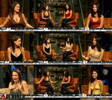 Olivia Munn Attack Of The Show Collage
