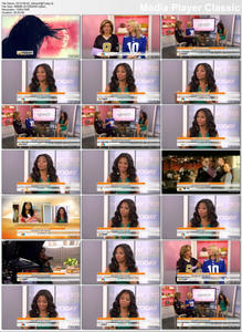 Ashanti on 'Today' 9/5/12