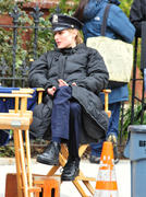 Лили Собески, фото 1171. Leelee Sobieski filming ''Rookies'' in NYC March 22, foto 1171
