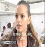 Izabel Goulart FTV Models Talk Fall/Winter 2006/2007