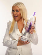 Christina Aguilera - People Magazine's People's Choice Awards Photo Booth (x10)