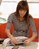Anna Ryder Richardson, Stripey top.