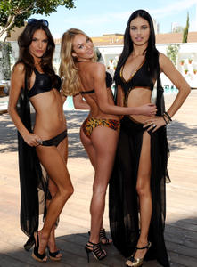 th 535076320 download 5 122 552lo Adriana Lima, Alessandra Ambrosio & Candice Swanepoel @ VS Angels swimwear launch 2011 high resolution candids