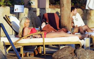 Jennifer Ellison at a Pool 4th April x22