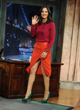 Katharine McPhee @ Late Night with Jimmy Fallon | February 10 | 7 pics