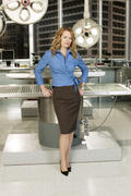 Jeri Ryan - Body of Proof Photoshoot