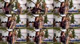 Amber Tamblyn and Kelli Garner kissing from Havoc 2 Normal Adolescent Behavior (video, gif)