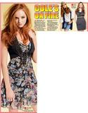 Lily Cole Daily Star 1st February