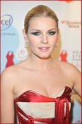 *HQ Adds* Elisha Cuthbert - Heart Truth Fashion Show in Toronto 03/24/11